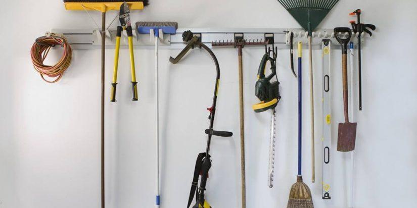 Holeyrail Garage Organizer Review