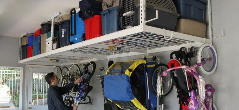 safe rack