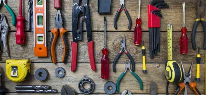 Five Tool Organizers