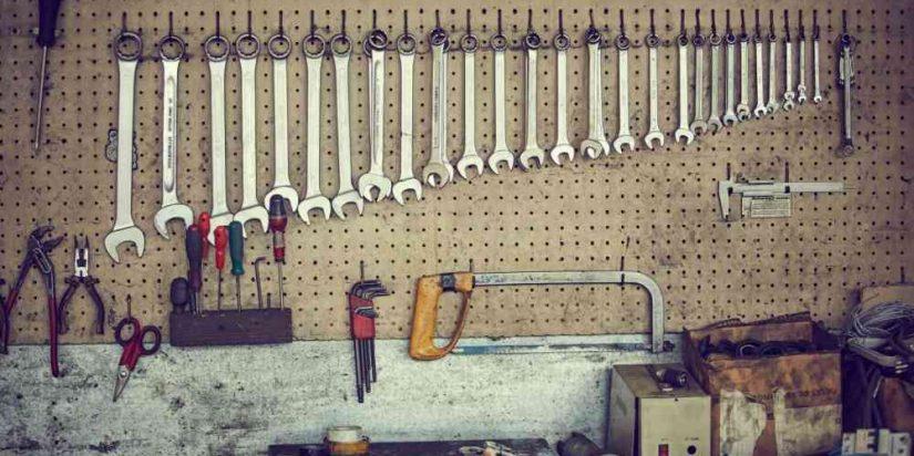 Wall Control 30-WGL-200GVB Pegboard Tool Organizer Review